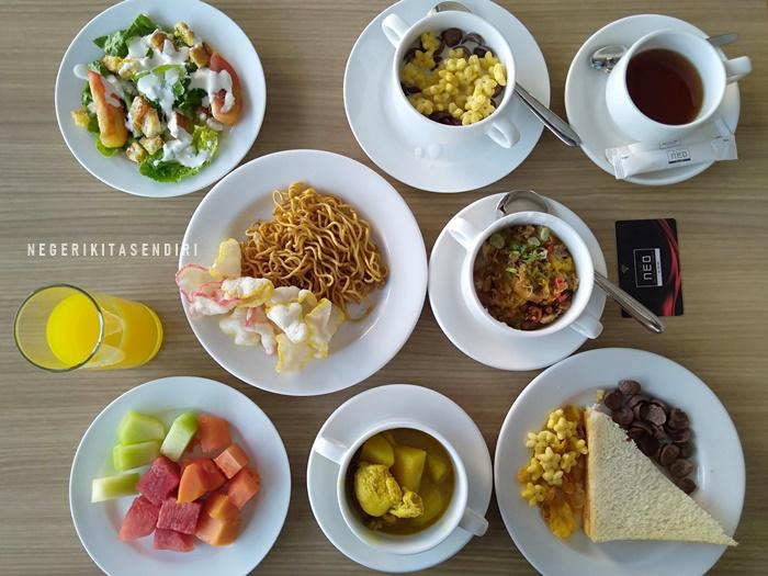 Hotel Neo Puri Indah Perjalanan Ke Barat